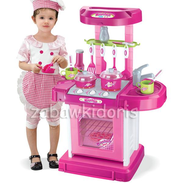 KUCHNIA KUCHENKA DLA DZIECI ODGŁOSY GOTOWANIA  6242105543  oficjalne archi   -> Kuchnia Dla Dzieci Odglosy Gotowania